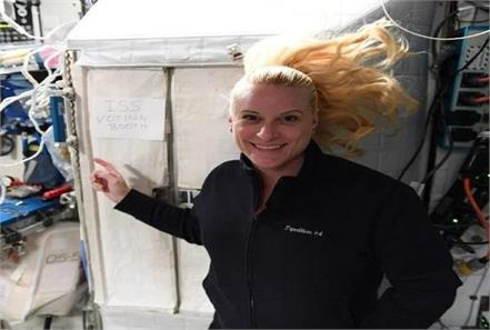 american election female astronaut
