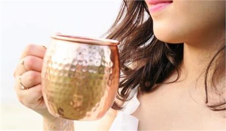 drinking water in a copper vessel is extremely beneficial