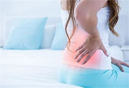back pain problems relief walking