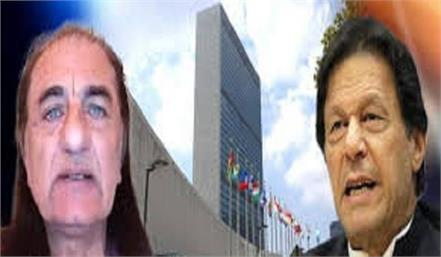 pakistani activist imran khan