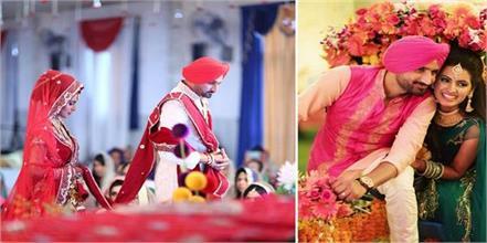 geeta basra shares unseen video of her music ceremony with harbhajan