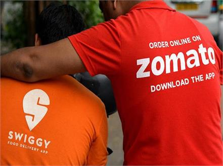 zomato and swiggy have received notices from google