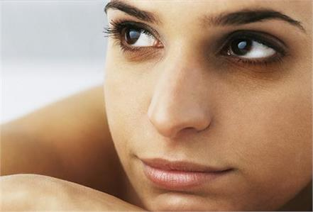 beauty tips faces eyes down dark circles