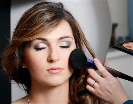 beauty tips  blush  makeup  right way