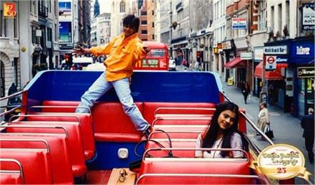 kajol by shah rukh khan will be seen on the famous square of london