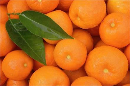 orange beauty weight pimples blood pressure