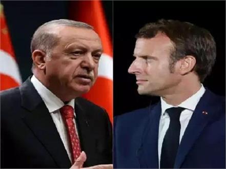 turkey france  cartoon war