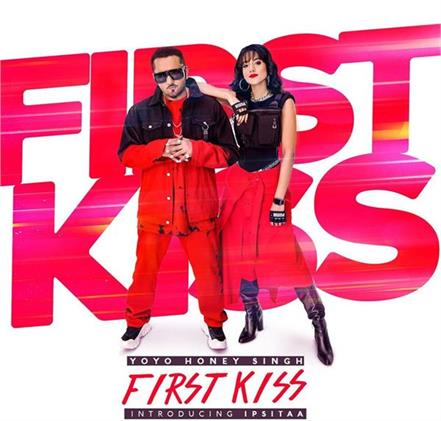 honey singh first kiss song out now