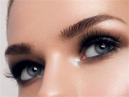 beauty tips eyebrows eyelashes dense things