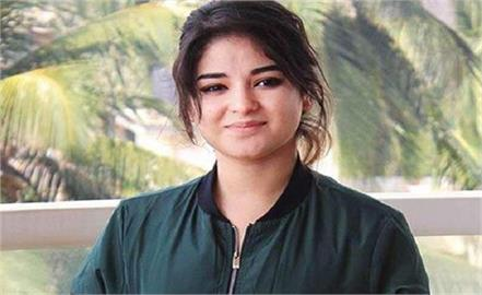 dangal girl zaira wasim quits bollywood