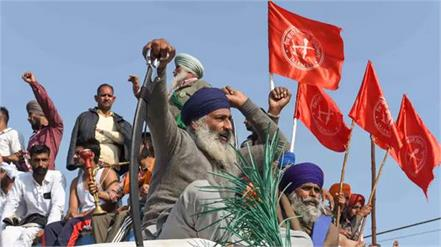 farmers movement continues even today