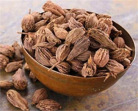 large cardamom  cough  headache  liver  skin