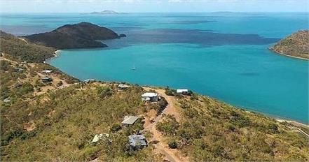chinese company  australian island