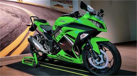 new kawasaki ninja 300 bs6 to be launched in india