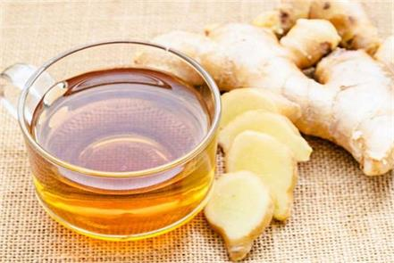 ginger water  skin diseases  diabetes  headaches