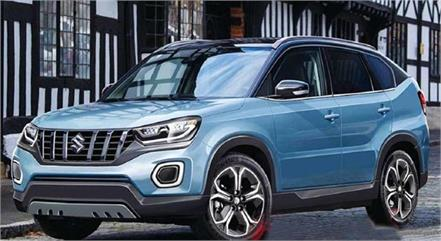 kia seltos rival new gen suzuki vitara global launch