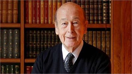 former french president valery giscard dies