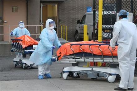 america  s woes at peak  one death every 30 seconds due to coronavirus