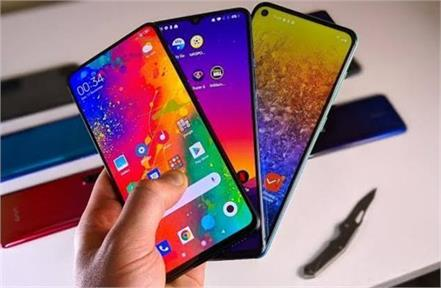 top 5 smartphone companies in 2019