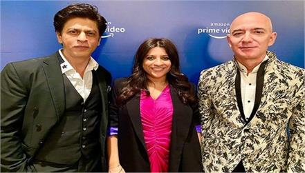 when shah rukh khan made jeff bezos say this dialogue from don