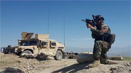 8 militants killed in afghan operation