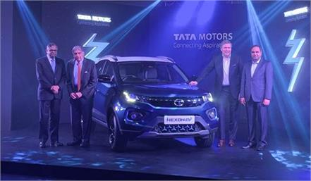 tata nexon ev launched in india