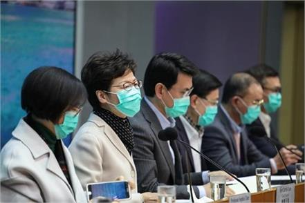 coronavirus  hk to drastically cut cross border travel with china