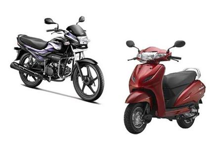 hero splendor beats honda activa