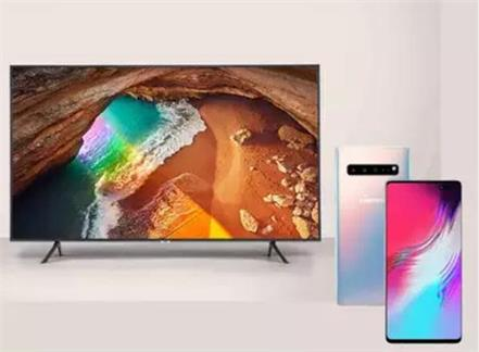 samsung republic day offers galaxy smartphones free with tv
