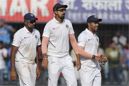 indian team suffered a major setback before the test team  s announcement