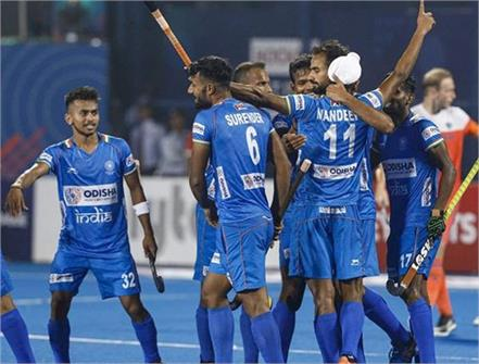 hockey  india beat netherlands in shoot out