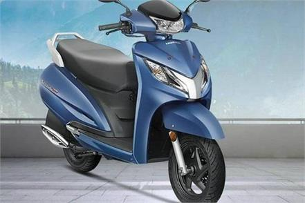 honda activa 125 bs6 recalled