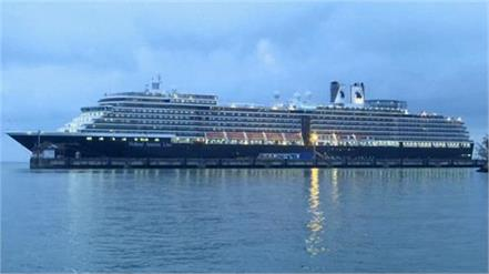 indian nationals still on cruise ship to be tested for coronavirus