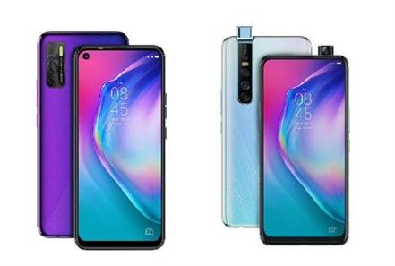 tecno launches camon 15 and camon 15pro in india