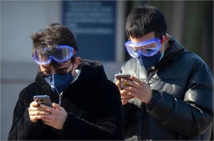 coronavirus people imprisoned in homes have downloaded 22 crore mobile apps