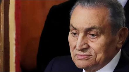 hosni mubarak  egyptian leader ousted in arab spring  dies at 91