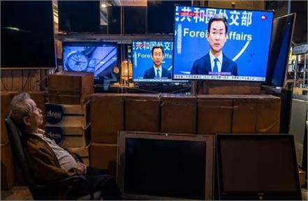 making a mockery of the media should pay the price  china
