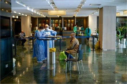 virus patients in spain get five star hotel quarantine