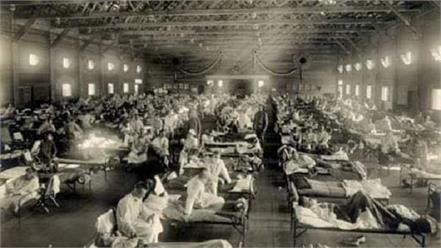 spanish flu and coronavirus symptoms