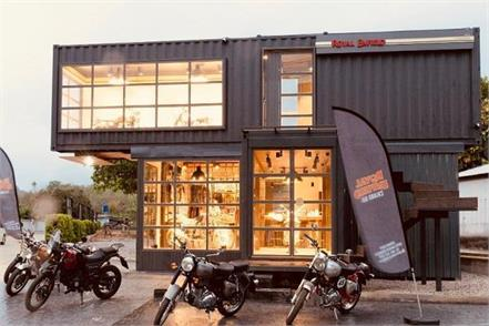 royal enfield opens dealerships   on the move   in thailand
