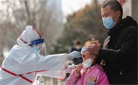 china make 1 4 million corona test in a day