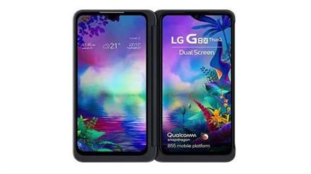 lg g8x thinq dual screen smartphone