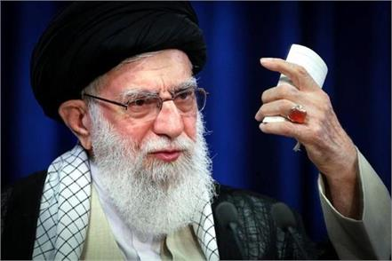 on george  s death  the iranian leader said this is the real face of the us