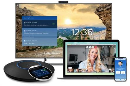 airtel launched video conferencing bluejeans