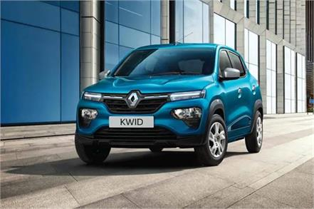 renault kwid rxl 1 0l launched in india