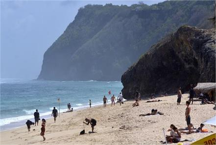 bali will open its doors to foreign tourists in september