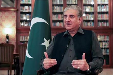 pakistan  s foreign minister shah mehmood found corona positive