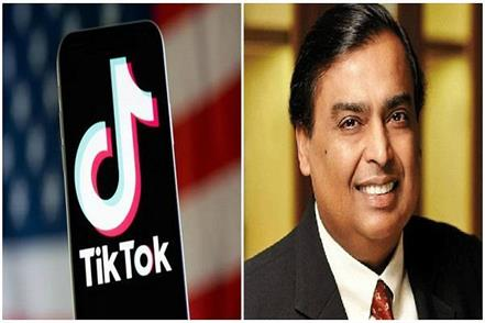 reliance may buy tiktok indian business