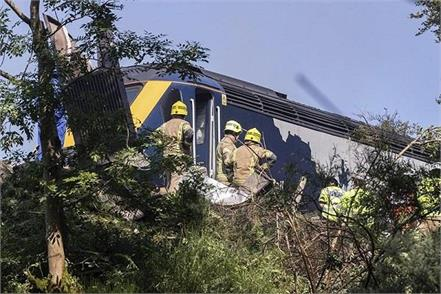 scotland  train accident