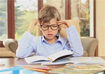 home remedies  children  eyesight